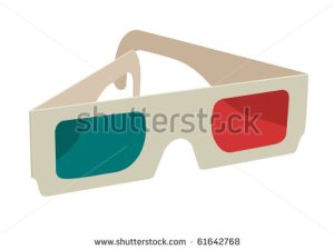 stock-vector-ana-glyph-d-glasses-on-white-61642768